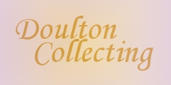 Doulton Collecting